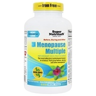 Super Nutrition - Menopause Multiple Iron Free - 60 Packet(s) - $46.10