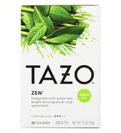 Image of Tazo - Green Tea Zen - 20 Tea Bags