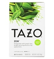 Tazo - Green Tea Zen - 20 Tea Bags, from category: Teas
