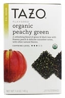 Image of Tazo - Green Tea Organic Peachy - 20 Tea Bags