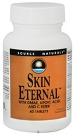 Source Naturals - Skin Eternal With DMAE Lipoic Acid and C Ester - 60 Tablets