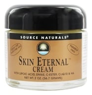 Source Naturals - Skin Eternal Cream - 2 oz. (021078016359)