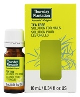Image of Thursday Plantation - Tea Tree Solution for Nails - 0.34 oz. formerly Anti-Fungal Treatment