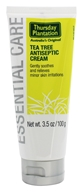 Thursday Plantation - Tea Tree Antiseptic Cream - 3.5 oz.