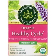 Image of Traditional Medicinals - Female Toner Tea - Supports Female Systems - 16 Tea Bags