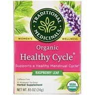 Traditional Medicinals - Female Toner Tea - Supports Female Systems - 16 ...