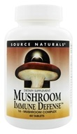 Image of Source Naturals - Mushroom Immune Defense - 60 Tablets
