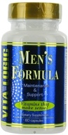 Vita Logic - Men's Formula Maintenance & Support - 60 Capsules