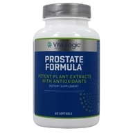 Vita Logic - Prostate Formula High Potency Support Plus Antioxidants - 60 Capsules