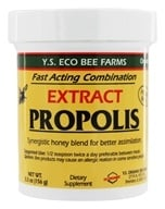 YS Organic Bee Farms - Propolis In Honey 55000 mg. - 5.5 oz. - $6.96