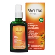 Weleda - Arnica Massage Oil - 3.4 oz. (4001638099226)