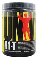 Image of Universal Nutrition - N1-T Natural Testosterone Supplement - 90 Capsules