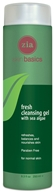 Zia - Skin Basics Fresh Cleansing Gel With Sea Algae - 8.3 oz.