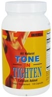Universal Nutrition - Tone N Tighten - 120 Capsules (039442046321)