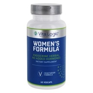 Vita Logic - Women's Formula Promotes Balanced Hormone Regulation - 60 Tablets