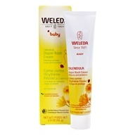 Image of Weleda - Baby & Child Calendula Diaper Rash Cream - 2.8 oz.