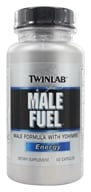 Twinlab - Male Fuel Energy - 60 Capsules