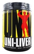 Image of Universal Nutrition - Uni-Liver Desiccated Liver Supplement - 500 Tablets