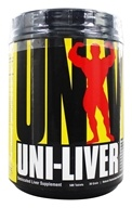 Universal Nutrition - Uni-Liver Desiccated Liver Supplement - 500 Tablets - $28.48