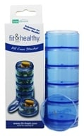 Fit & Fresh - Fit & Healthy Pill Case Stacker - formerly by Vitaminder by Fit & Fresh