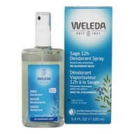 Image of Weleda - Deodorant Spray Sage Scent - 3.4 oz.