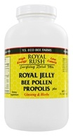 Image of YS Organic Bee Farms - Royal Rush 21 Royal Jelly Drink Mix 700 mg. - 11 oz.