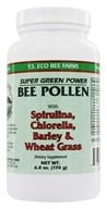 Image of YS Organic Bee Farms - Super Green Power Bee Pollen - 6 oz.