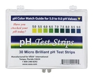 Vaxa - Ph Test Strips - 30 Strip(s) - $11.24