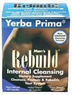 Image of Yerba Prima - Men's Rebuild Cleansing System