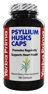 Yerba Prima - Psyllium Husks 625 mg. - 180 Capsules, from category: Nutritional Supplements