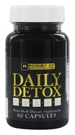 Image of Wellements - Daily Detox Capsules - 60 Capsules