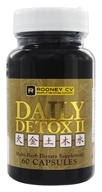 Image of Wellements - Daily Detox II Capsules - 60 Capsules