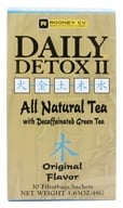Wellements - Daily Detox II All Natural Tea Original - 30 Tea Bags (856102003049)