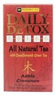 Image of Wellements - Daily Detox Tea Apple Cinnamon - 30 Tea Bags