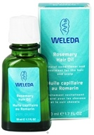 Weleda - Rosemary Hair Oil - 1.7 oz. (4001638098403)