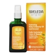 Image of Weleda - Sea Buckthorn Body Oil - 3.4 oz.