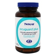 Twinlab - OcuGuard Plus Advanced Vitamin & Antioxidant Supplement For The Eyes - 120 Capsules