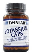 Twinlab - Potassium Citrate Caps - 90 Capsules, from category: Vitamins & Minerals