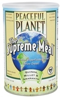 VegLife - Peaceful Planet The Supreme Meal - 12.3 oz., from category: Health Foods