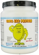 Vitol - 100% Egg Protein Ice Cream Vanilla - 12 oz.
