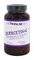 Twinlab - Quercetin + C - 100 Capsules, from category: Nutritional Supplements