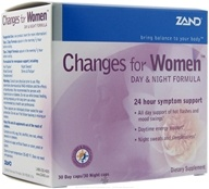 Zand - Changes for Women Day & Night Formula - (Formerly Menopause Herbal Kit)