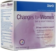 Zand - Changes for Women Day & Night Formula - (Formerly Menopause Herbal Kit), from category: Nutritional Supplements