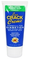 Image of Zim's - Crack Creme Diabetic Formula - 4 oz.