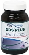Image of UAS Laboratories - DDS Plus Non-Dairy - 100 Vegetarian Capsules
