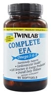 Twinlab - Complete EFA Omega 3-6-9 - 90 Softgels, from category: Nutritional Supplements