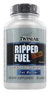 Twinlab - Ripped Fuel Extreme Ephedra Free Fat Burner - 60 Capsules