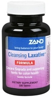 Zand - Cleansing Laxative - 100 Tablets