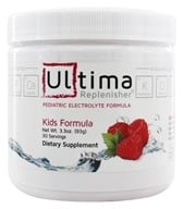 Ultima Health Products - Replenisher Kids Electrolyte 30 Servings Raspberry - 3.3 oz.