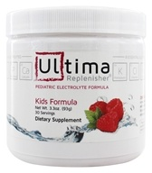 Ultima Health Products - Toddlers Ultima Replenisher 30 Servings Raspberry - 3.3 oz.